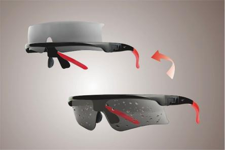 Sacuba self cleaning sunglasses - Tech Gadget