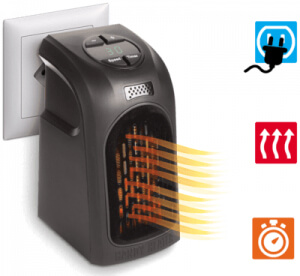 Gadget of the Month | Heat Buddy- Targeted-Space Heater | Big Rig Media
