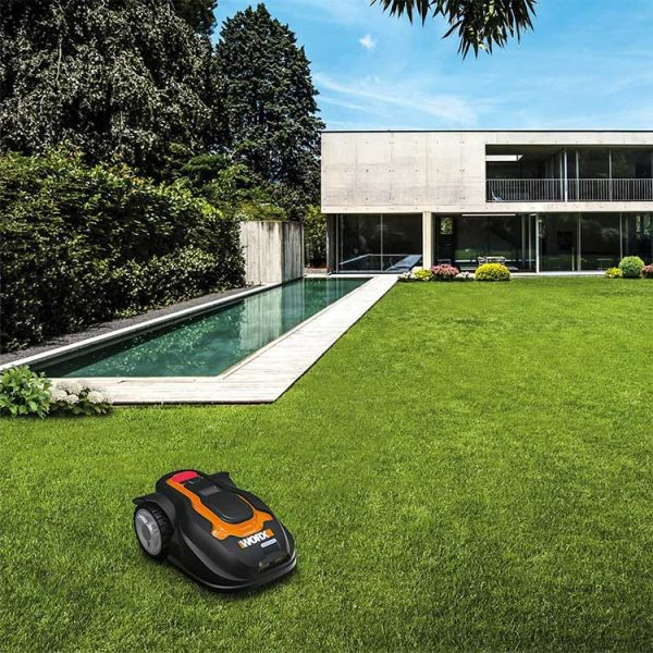 Gadget of the Month - Landroid Robotic Lawn Mower