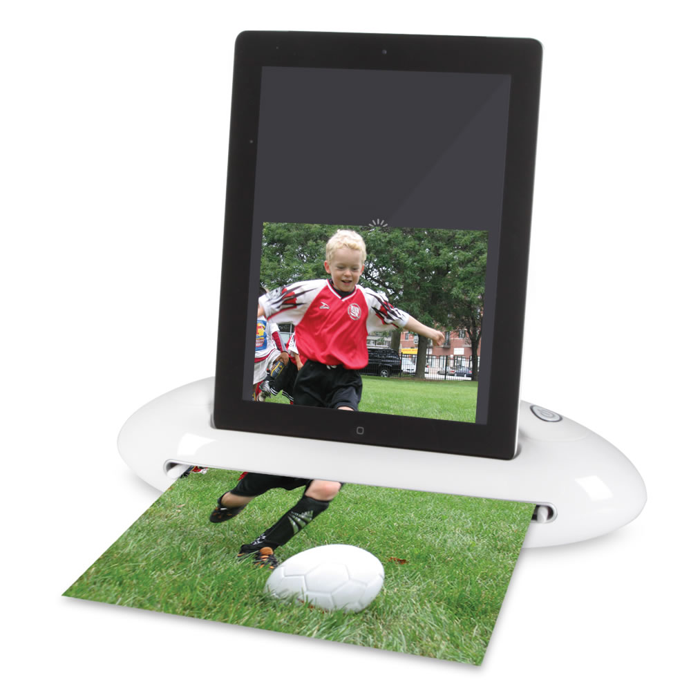 Gadget of the Month- Photo iPad Scanning Dock