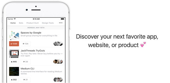 App of the Month: ProductHunt | Big Rig Media