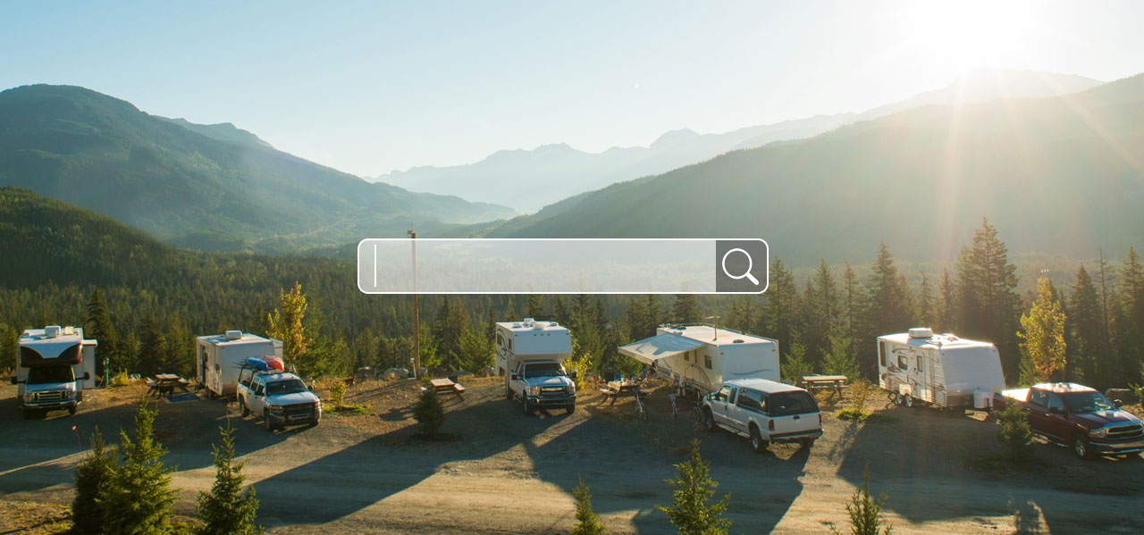 Google Trends Outdoor Hospitality
